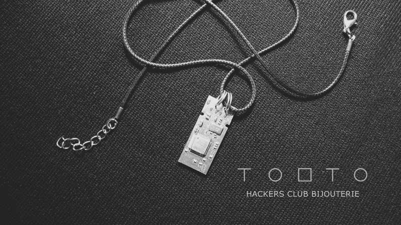 Hackers Club Bijuterie poster